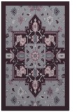rug #1281867 |  purple traditional rug