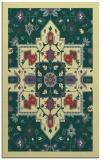 rug #1281947 |  yellow traditional rug