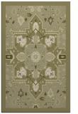 rug #1281955 |  light-green traditional rug