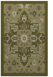 rug #1281963 |  light-green popular rug
