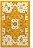 rug #1281967 |  light-orange traditional rug