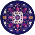 rug #1282082 | round borders rug