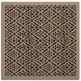 rug #1282727 | square black borders rug