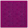 rug #1282751   square pink damask rug