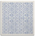 rug #1282763 | square blue borders rug