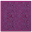 rug #1282795 | square blue-green borders rug