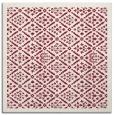 rug #1282947 | square pink borders rug