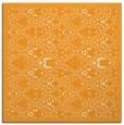 rug #1283075 | square light-orange borders rug