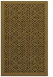 rug #1283471 |  mid-brown damask rug
