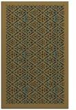rug #1283479 |  brown borders rug