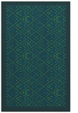 rug #1283515 |  blue rug