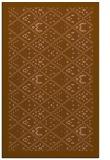 rug #1283603 |  mid-brown borders rug