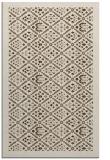 rug #1283611 |  mid-brown damask rug
