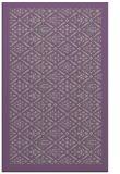 rug #1283639 |  purple borders rug