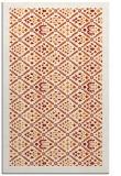 rug #1283667 |  orange damask rug