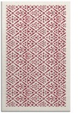rug #1283683 |  pink borders rug
