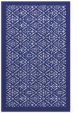 rug #1283751 |  blue traditional rug