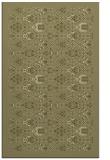 rug #1283803 |  light-green traditional rug