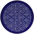 rug #1283921 | round damask rug