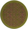 rug #1284067 | round purple traditional rug