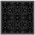 rug #1284563   square black borders rug