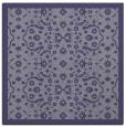 rug #1284643   square blue-violet rug