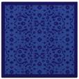 rug #1284655 | square blue-violet rug