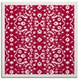 rug #1284671 | square red traditional rug
