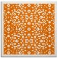 rug #1284771   square orange traditional rug