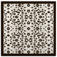 rug #1284859   square brown borders rug