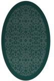 rug #1284966   oval borders rug