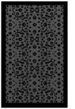 rug #1285300    damask rug