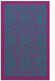 rug #1285371 |  pink borders rug