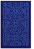 rug #1285391 |  blue-violet borders rug