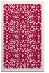 rug #1285407    red borders rug