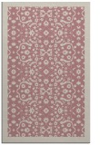 rug #1285415 |  pink borders rug