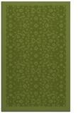 rug #1285419    green traditional rug
