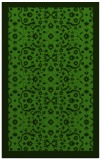 rug #1285435    light-green borders rug