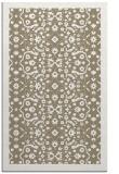 rug #1285455 |  mid-brown borders rug