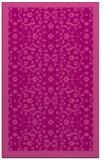 rug #1285519 |  pink borders rug