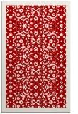 rug #1285551 |  red borders rug