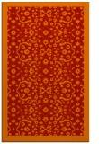 rug #1285555 |  red borders rug