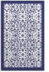 rug #1285591 |  blue damask rug