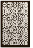 rug #1285595    brown borders rug