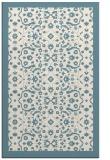 rug #1285603 |  blue-green traditional rug