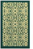 rug #1285627 |  yellow borders rug