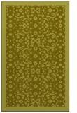 rug #1285631 |  light-green borders rug