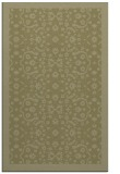 rug #1285635 |  light-green damask rug