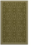 rug #1285643 |  light-green damask rug