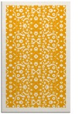 rug #1285647 |  light-orange traditional rug
